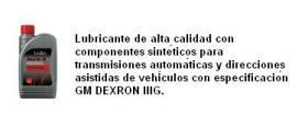 Iada 20746 - DEXRON III 1 L.