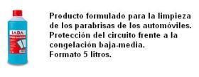 Iada 80531 - LIMPIA PARABRISAS-9§C 5 L.