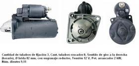 Hella CS1045 - ARRANQUE INTERCAMBIO