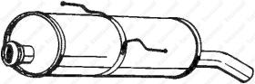 BOSAL SILENCIOSOS 190355 - ST PEUG 406 98-03