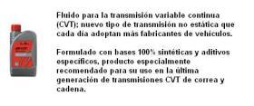 Iada 20701 - LIQUIDO SERVO DIR.ATF CVT