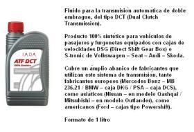 Iada 20704 - LIQUIDO ATF DCT 1 L.