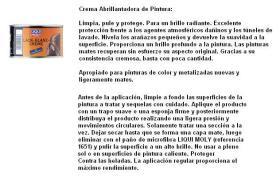 LIQUI MOLY 1532 - CREMA ABRILLANTADORA DE PINTURA 300 GR