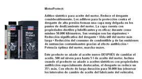 LIQUI MOLY 1018 - MOTOR PROTEC 500 ML