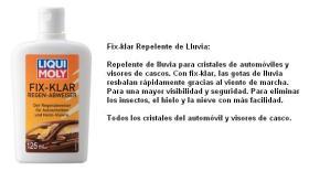 LIQUI MOLY 1590 - REPELENTE DE LLUVIA 125 ML