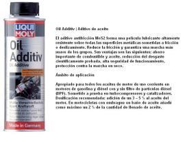 LIQUI MOLY 1012 - ADITIVO DE ACEITE 200 ML