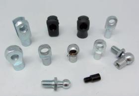 Rótulas amortiguador de portón  Amortiguadores de portón
